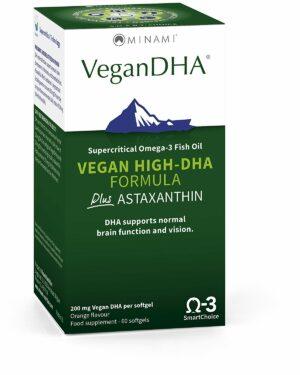 Minami Vegan DHA Omega3